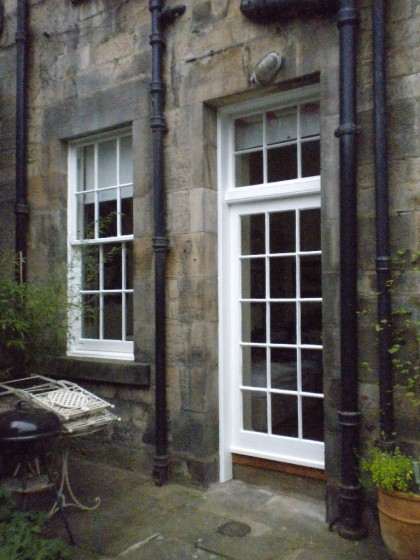 New Window Renovation – Stockbridge